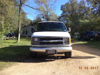 Picture of 2002 Chevrolet Express Cargo 3500 RWD, exterior, gallery_worthy