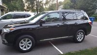 2011 Toyota Highlander Overview
