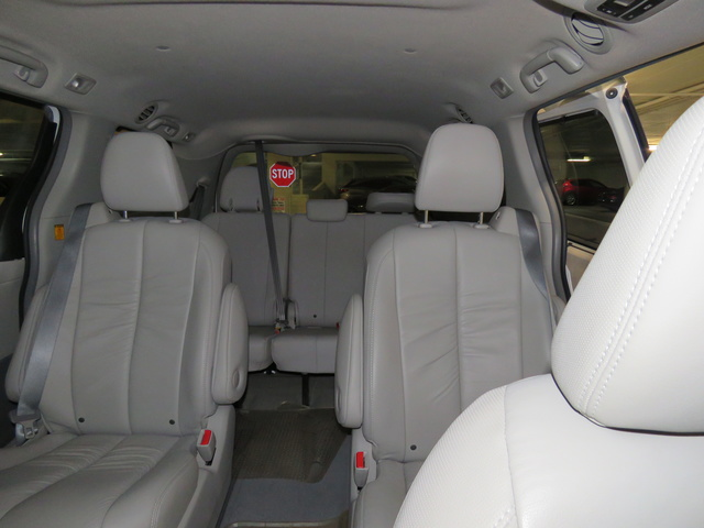 Picture of 2012 Toyota Sienna XLE 7-Passenger AWD, interior, gallery_worthy