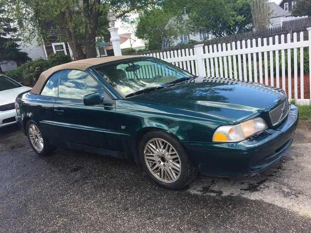 Picture of 2001 Volvo C70 Convertible