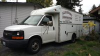 Picture of 2003 Chevrolet Express Cargo G3500 Cargo Van, exterior, gallery_worthy