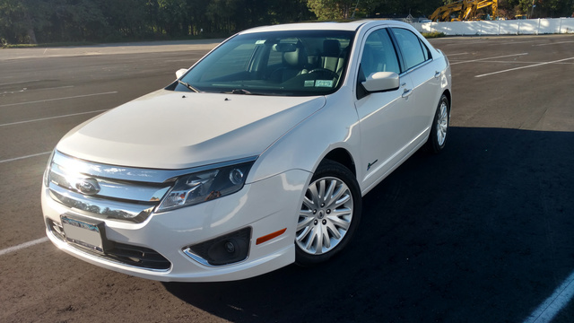 Picture of 2012 Ford Fusion Hybrid