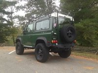 Picture of 1997 Land Rover Defender 90 Convertible, exterior, gallery_worthy