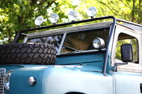 1966 Land Rover Series IIA Overview