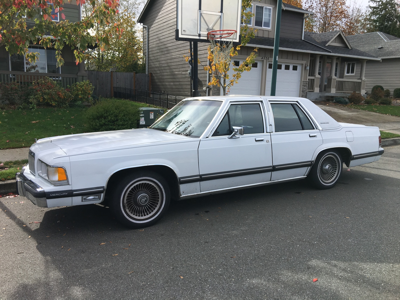 1988 Mercury Grand Marquis Overview Cargurus