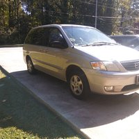 Picture of 2000 Mazda MPV ES, exterior, gallery_worthy