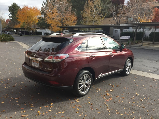 Picture of 2013 Lexus RX 350 F Sport AWD