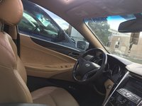 Picture of 2011 Hyundai Sonata Hybrid Premium FWD, interior, gallery_worthy