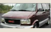 Picture of 1996 GMC Safari 3 Dr SLE Passenger Van Extended, exterior, gallery_worthy
