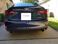 Picture of 2015 Lexus IS 250, exterior, gallery_worthy