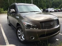 Picture of 2014 INFINITI QX80 Base, exterior, gallery_worthy