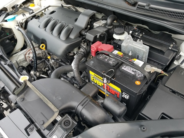 Picture of 2011 Nissan Sentra SE-R, engine, gallery_worthy