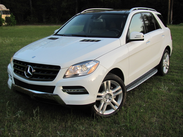 Picture of 2015 Mercedes-Benz M-Class ML 350 4MATIC, engine, gallery_worthy
