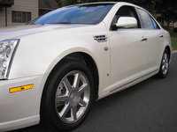 Picture of 2009 Cadillac STS V8 Luxury, exterior, gallery_worthy