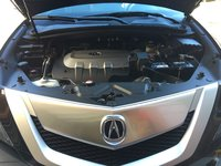 Picture of 2012 Acura ZDX SH-AWD with Technology Package, engine, gallery_worthy