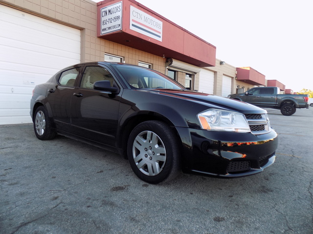 Picture of 2012 Dodge Avenger SE V6