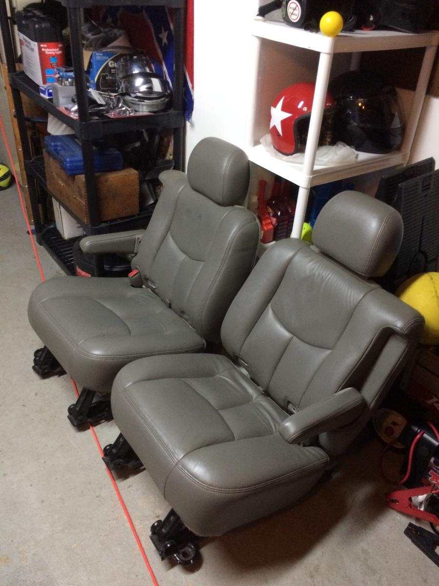 Amazing Chevrolet Tahoe Questions Seat Swap Cargurus Inzonedesignstudio Interior Chair Design Inzonedesignstudiocom