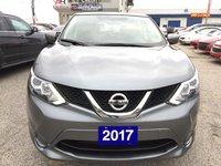 2017 Nissan Qashqai Overview