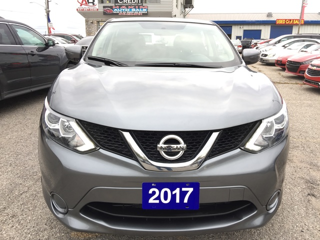 Picture of 2017 Nissan Qashqai SV FWD