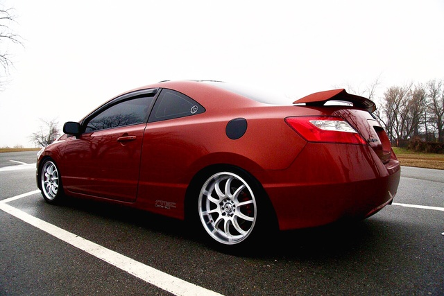 Picture of 2010 Honda Civic Coupe Si, exterior, gallery_worthy