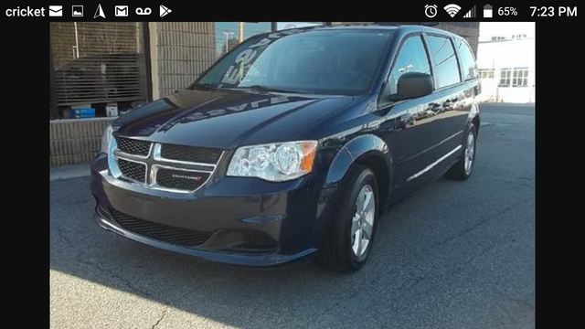 Picture of 2013 Dodge Grand Caravan American Value Package