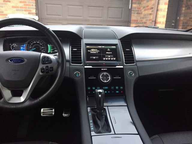 2013 Ford Fusion For Sale >> 2015 Ford Taurus - Interior Pictures - CarGurus