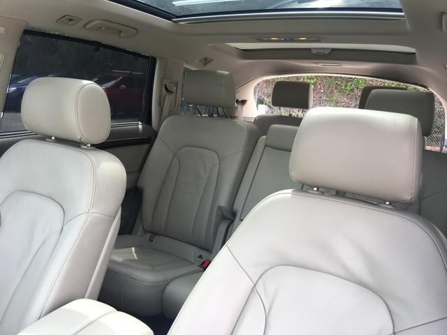 2010 Audi Q7 - Interior Pictures - CarGurus