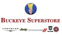 Buckeye Chrysler Jeep Dodge Ram Fiat Superstore logo