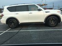 Picture of 2017 Nissan Armada Platinum, exterior, gallery_worthy