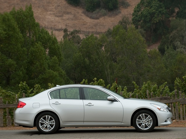 Picture of 2012 INFINITI G25 xAWD