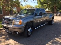 2013 GMC Sierra 3500HD Overview