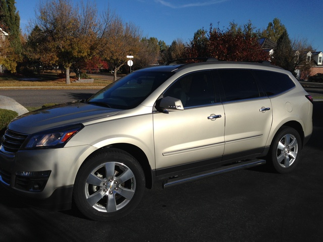 Picture of 2013 Chevrolet Traverse LTZ