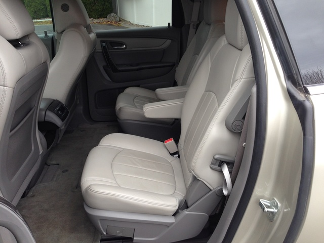 Picture of 2013 Chevrolet Traverse LTZ, interior, gallery_worthy