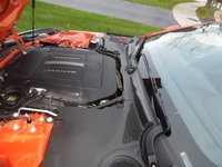 Picture of 2014 Jaguar F-TYPE S V8 Convertible, engine, gallery_worthy