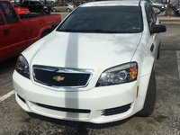 2013 Chevrolet Caprice Overview