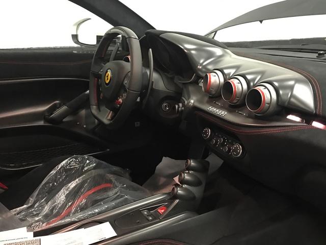 2017 Ferrari F12berlinetta , Interior Pictures , CarGurus