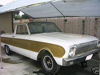 1962 Ford Ranchero Overview