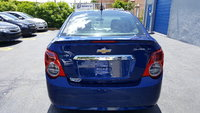 Picture of 2014 Chevrolet Sonic LTZ, exterior, gallery_worthy