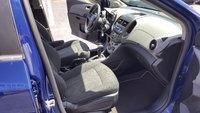 Picture of 2014 Chevrolet Sonic LTZ, interior, gallery_worthy