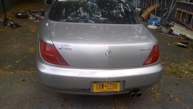 Picture of 1997 Acura CL 3.0 FWD