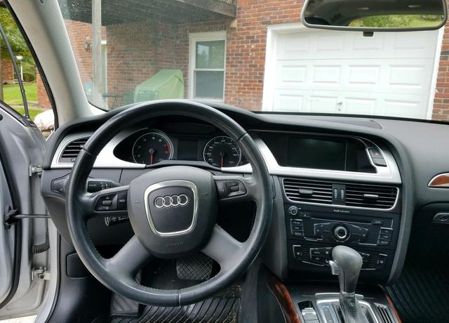 2009 Audi A4 Avant Interior Pictures Cargurus