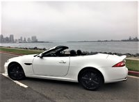 Picture of 2012 Jaguar XK-Series XKR Convertible RWD, exterior, gallery_worthy