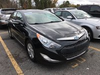 Picture of 2011 Hyundai Sonata Hybrid, exterior, gallery_worthy