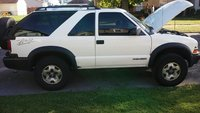 Picture of 2004 Chevrolet Blazer LS ZR2 2-Door 4WD, exterior, gallery_worthy