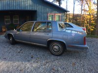 Picture of 1988 Cadillac DeVille Sedan FWD, gallery_worthy