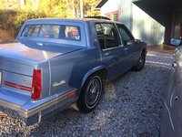 Picture of 1988 Cadillac DeVille Sedan FWD, exterior, gallery_worthy