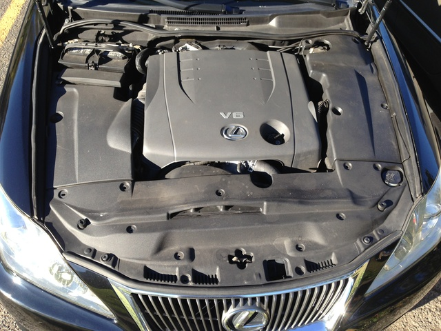Picture of 2010 Lexus IS 250 AWD, engine, gallery_worthy