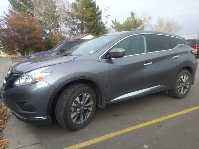 Picture of 2017 Nissan Murano S AWD, exterior, gallery_worthy