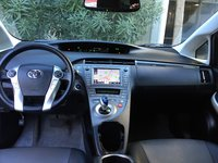 Picture of 2012 Toyota Prius Plug-in Advanced, interior, gallery_worthy
