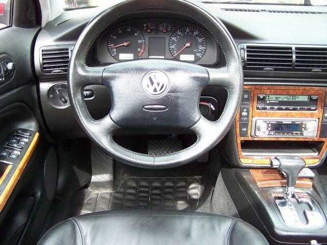 1999 Volkswagen Passat - Interior Pictures - CarGurus